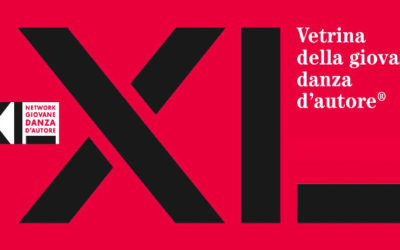 Online il bando della Vetrina della giovane danza d'autore XL – edizione 2020