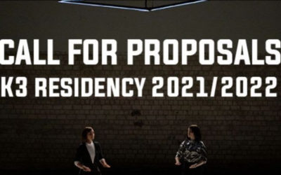 K3 RESIDENCY 2021/2022: call for proposals