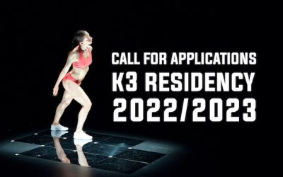 CALL FOR APPLICATIONS K3 Residency 2022/2023